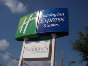 HolidayInnExpressGermantown