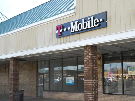 Mobile Tire Service >> T Mobile - Forestville, Maryland - DMS Sign Connection, Inc