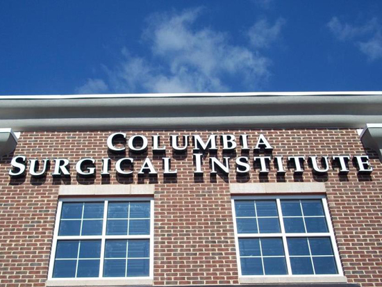 Columbia Surgical Institute – Elkridge, MD