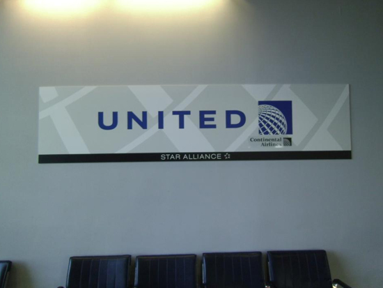 United Continental – BWI Airport, MD