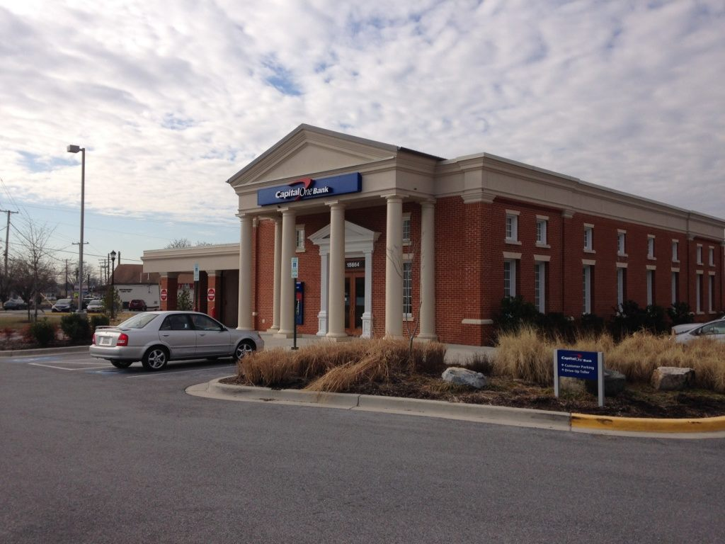 Capital One Bank – Burtonsville, MD