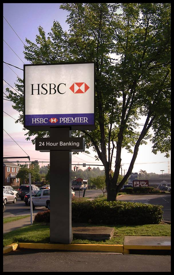 HSBC Bank – Virginia