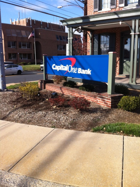 Capital One Bank – Potomac, MD