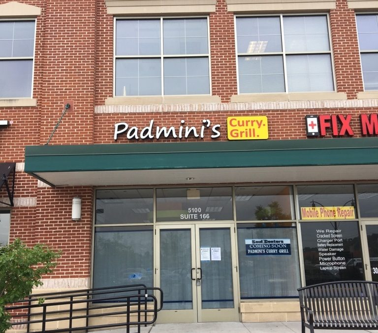 Padmini's Curry Grill – Frederick, MD