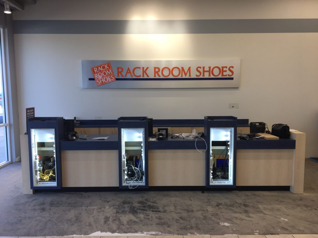 Rack Room Shoes Dulles Va Dms Sign Connection Inc