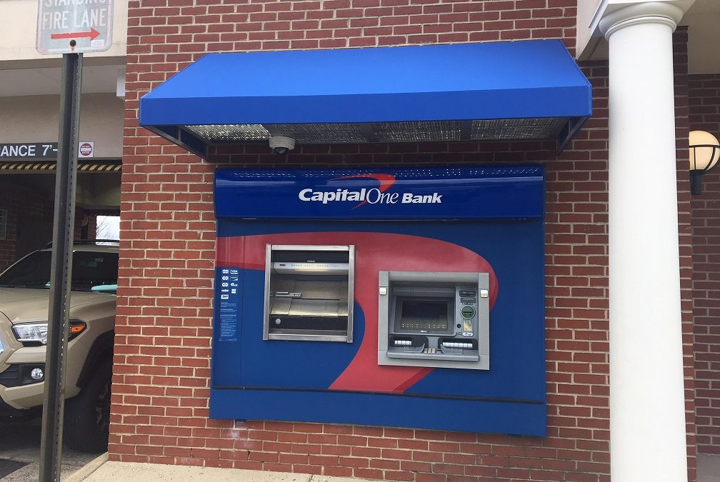 Capital One Bank – Ashburn, VA