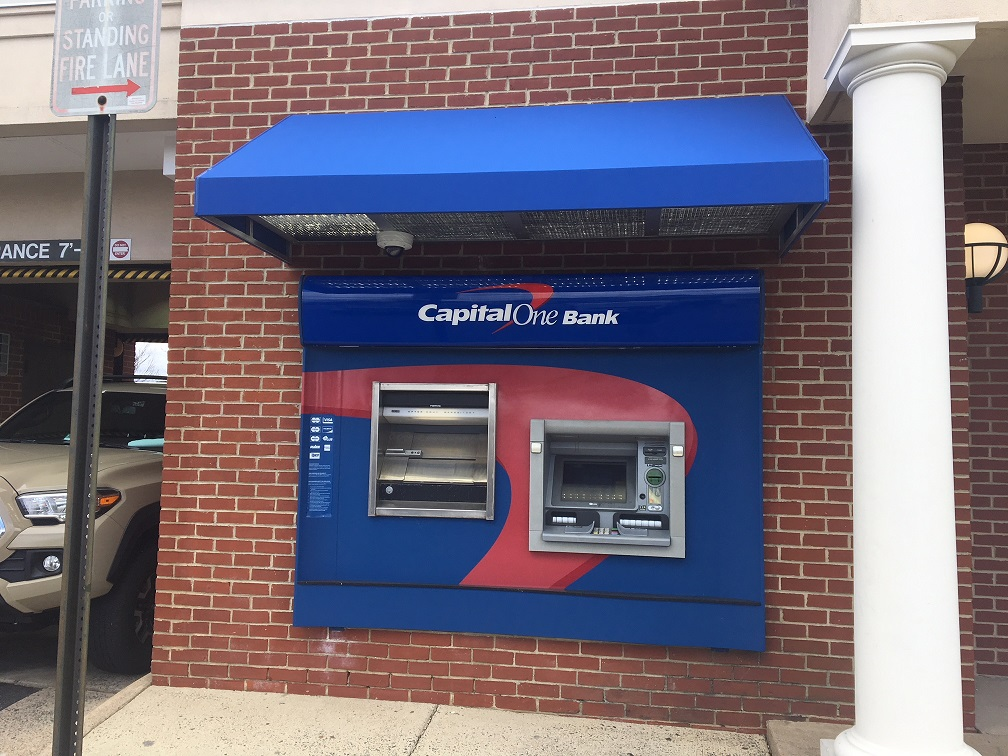 Capital One Bank Ashburn Va Dms Sign Connection Inc